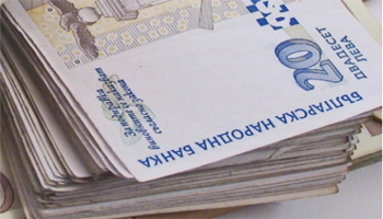 INFLATION IN BULGARIA UP 0.4% IN JULY 2010 M/M