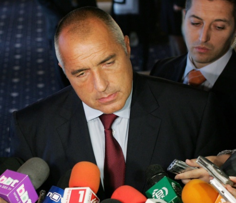 BULGARIAN PM ASKS RUSSIANS TO BUILD BELENE NPP FOR EUR 7 B
