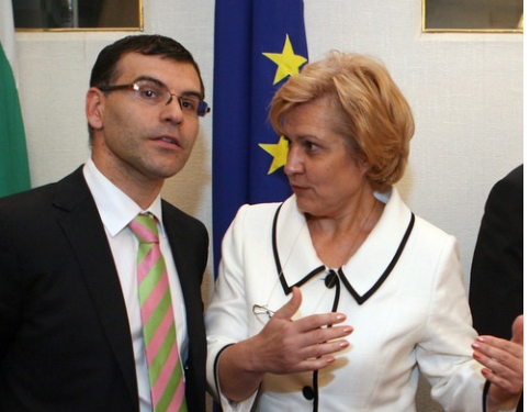 RULING PARTY CONFIDENT IN BULGARIA'S 2011 3.6% GDP GROWTH