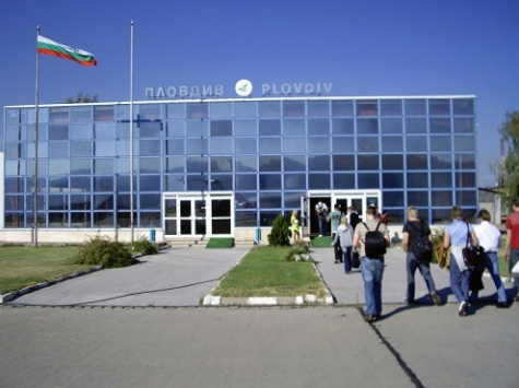 PLOVDIV AIRPORT READY TO MEET 1ST LONDON PASSENGERS