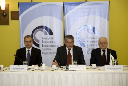 BULGARIAN EXPERTS FOUND ASSOCIATION FOR GEOTECHNICAL AND TUNNEL CONSTRUCTION