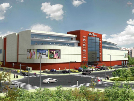 RAIFFEISEN ALLOWED TO BUY BULGARIA'S MALL VARNA