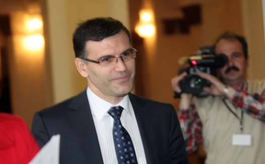 BULGARIAN FINANCE MINISTER HEADS TO GEORGIA