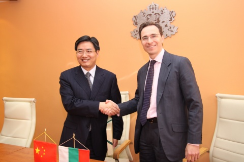 BULGARIA STARTS ECONOMIC COOPERATION WITH SECOND KEY CHINESE PROVINCE - JIANGSU