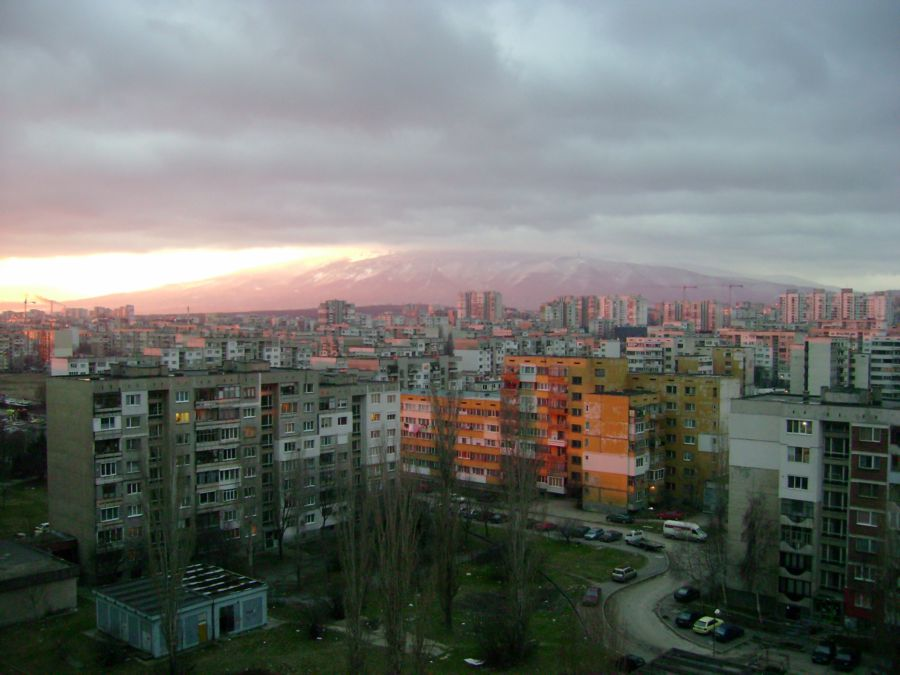 SOFIA RESIDENTS DEMAND BAN ON CONSTRUCTION