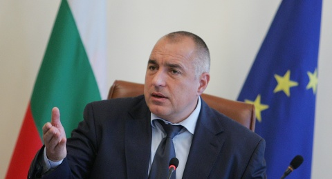 BULGARIA PM SEEKS TO BOOST BUSINESS TIES WITH CROATIA