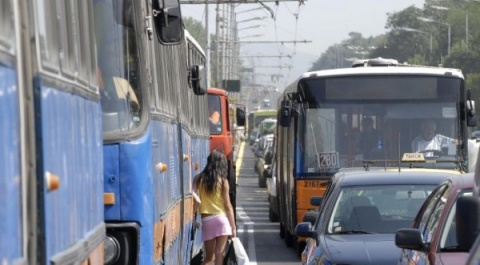 SOFIA CITY HALL PLANS MAJOR PUBLIC TRANSPORTATION OVERHAUL