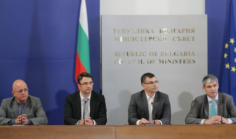 MINISTER: BULGARIA HAS NO PLANS TO GIVE UP NUCLEAR POWER