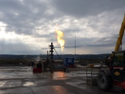 SHALE GAS PROVOKES DOUBTS, CONTROVERSY IN BULGARIA