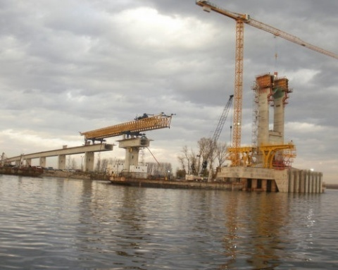 EC TO EXTEND FINANCING OF BULGARIA-ROMANIA DANUBE BRIDGE II