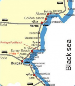 FRAPORT TO INVEST BGN 170 M IN BULGARIA'S VARNA, BURGAS AIRPORTS TILL 2014