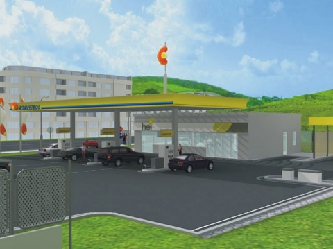 ROMPETROL EXPANDS OWN GAS STATIONS NETWORK IN BULGARIA