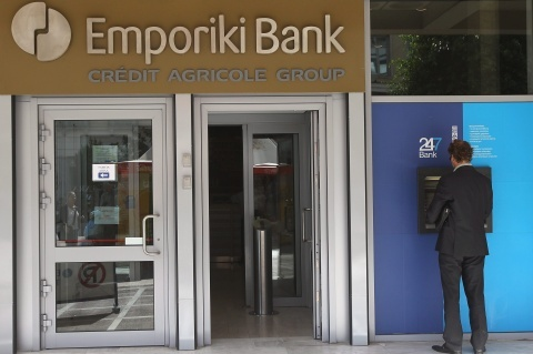 CREDIT AGRICOLE ALREADY OWNS DIRECTLY EMPORIKI BANK BULGARIA